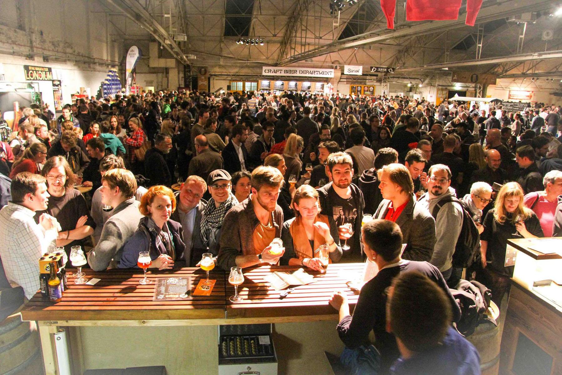 Craft Bier Fest 2015: Das erfolgreiche Genussformat wird fortgesetzt ...